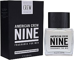 Düfte, Parfümerie und Kosmetik American Crew Nine Fragrance For Men - Eau de Toilette