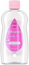 Düfte, Parfümerie und Kosmetik Hypoallergenes Körperöl für Babys - Johnson's Baby