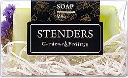 Düfte, Parfümerie und Kosmetik Seife Melone - Stenders Melon Soap