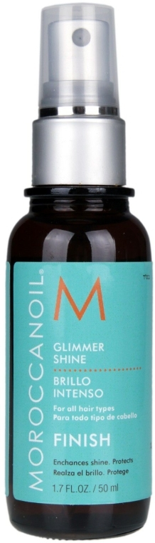 Haaröl-Spray für mehr Glanz mit Arganöl - MoroccanOil Glimmer Shine — Bild N5