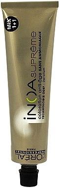 Ammoniakfreie Haarfarbe - L'Oreal Professionnel INOA Supreme Mix 1+1 — Bild N1