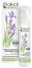 Düfte, Parfümerie und Kosmetik Feuchtigkeitsspendende Tagescreme für trockene und empfindliche Haut - Baikal Herbals