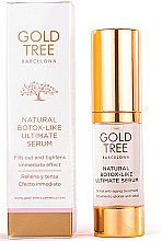 Düfte, Parfümerie und Kosmetik Anti-Aging-Gesichtsserum - Gold Tree Barcelona Natural Botox -Like Ultimate Serum