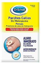 Düfte, Parfümerie und Kosmetik Druckschutz Schaum-Pflaster für Hühneraugen - Scholl Protective Patches