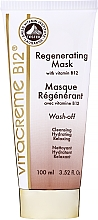 Düfte, Parfümerie und Kosmetik Regenerierende Gesichtsmaske mit Vitamin B12 - Vitacreme B12 Regenerating Mask