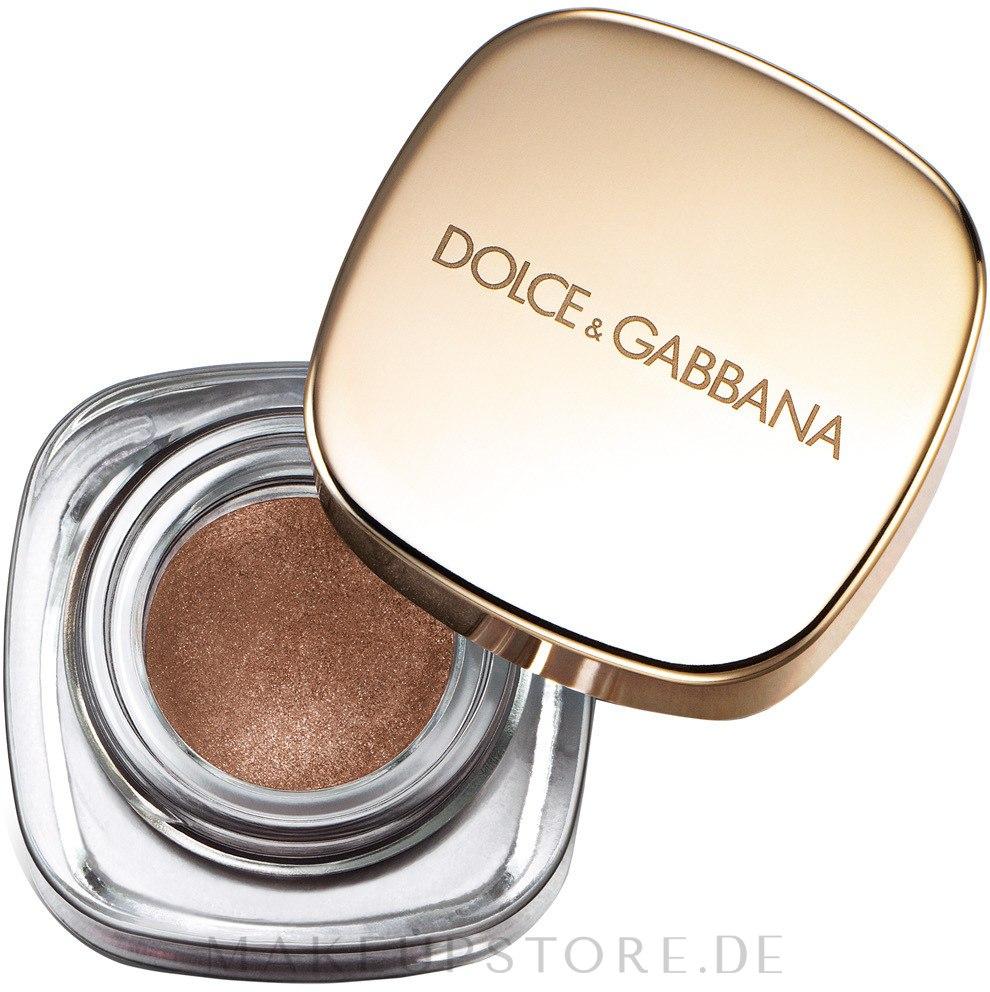 Cremige Lidschatten - Dolce & Gabbana Perfect Mono Intense Cream Eye Color — Bild 050 - Bronze