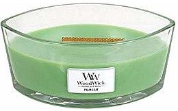 Düfte, Parfümerie und Kosmetik Duftkerze im Glas Palm Leaf - WoodWick Hearthwick Flame Ellipse Candle Palm Leaf