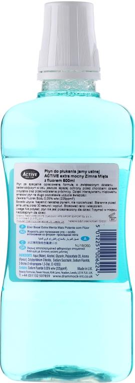 Mundwasser - Beauty Formulas Active Oral Care Extra Strength Cool Mint — Bild N2