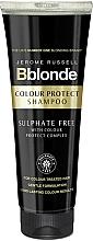 Düfte, Parfümerie und Kosmetik Farbschützendes Shampoo für coloriertes Haar - Jerome Russell Bblonde Colour Protect Shampoo