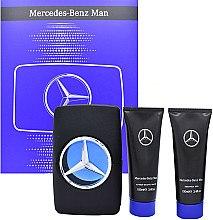 Düfte, Parfümerie und Kosmetik Mercedes-Benz Mercedes-Benz Man - Duftset (Eau de Toilette/100ml + Duschgel/100ml + After Shave Balsam/100ml )