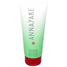 Düfte, Parfümerie und Kosmetik Annayake Natsumi - Körperlotion