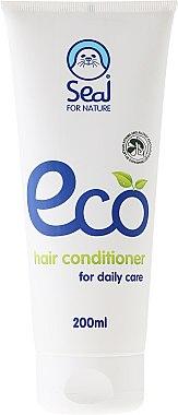 Haarspülung für jeden Haartyp - Seal Cosmetics ECO Conditioner — Bild N3