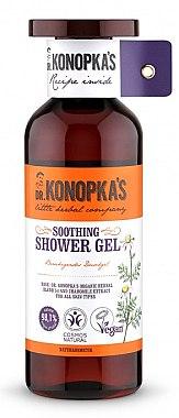 Beruhigendes Duschgel - Dr. Konopka's Soothing Shower Gel — Bild N1