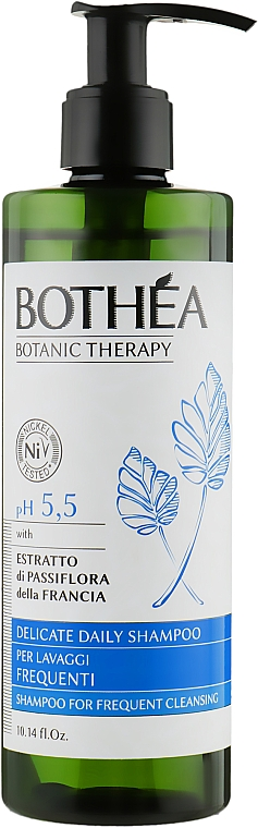 """Shampoo für alle Haartypen """"Kalina & Melisse"""" - Bothea Botanic Therapy Delicate Daily For Frequent Cleansing Shampoo pH 5.5 — Bild N1"""
