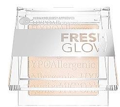 Düfte, Parfümerie und Kosmetik Highlighter für Gesicht und Körper - Bell HYPOAllergenic Fresh Glow Illuminating Powder
