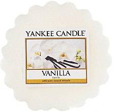 Düfte, Parfümerie und Kosmetik Tart-Duftwachs Vanilla - Yankee Candle Vanilla Tarts Wax Melts