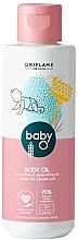 Düfte, Parfümerie und Kosmetik Körperöl für Babys - Oriflame Baby O Body Oil
