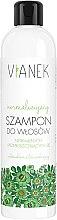 Düfte, Parfümerie und Kosmetik Normalisierendes Shampoo mit Brennnesselextrakt - Vianek Normalizing Shampoo