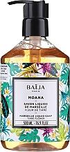 Düfte, Parfümerie und Kosmetik Flüssige Körper- und Handseife - Baija Moana Marseille Liquid Soap