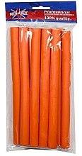 Düfte, Parfümerie und Kosmetik Schaumstoffwickler 16/210 mm orange 10 St. - Ronney Professional Flex Rollers
