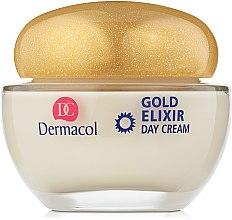 Verjüngende Tagescreme - Dermacol Gold Elixir Rejuvenating Caviar Day Cream — Bild N2