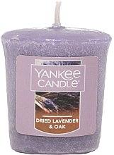Düfte, Parfümerie und Kosmetik Duftkerze Lavandel und Zeder - Yankee Candle Dried Lavender & Oak