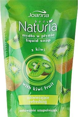 Flüssigseife Kiwi (Nachfüller) - Joanna Naturia Body Kiwi Liquid Soap (Refill) — Bild N1