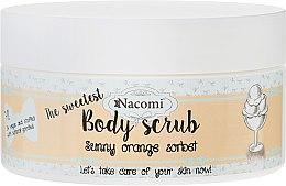 Düfte, Parfümerie und Kosmetik Zucker-Körperpeeling mit Macadamiaöl und Neroliöl - Nacomi Natural Sugar Peeling Macadamia Oil & Orange Oil