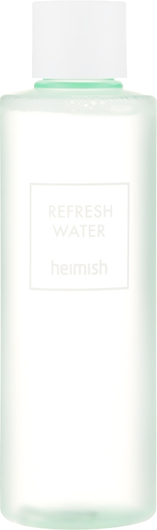 Erfrischendes Gesichtstonikum mit Peeling-Effekt - Heimish Refresh Water Clean Up Peeling Water — Bild N2