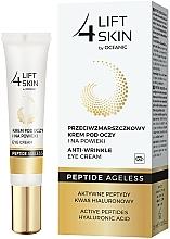 Düfte, Parfümerie und Kosmetik Anti-Falten Augenkonturcreme mit aktiven Peptiden und Hyaluronsäure - Lift4Skin Peptide Ageless Eye Cream