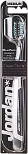 Düfte, Parfümerie und Kosmetik Zahnbürste mittel Expert Clean schwarz-grau - Jordan Expert Clean Medium
