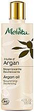 Düfte, Parfümerie und Kosmetik Revitalisierendes und pflegendes Bio Arganöl für Körper und Haar - Melvita Organic Argan Oil