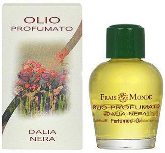 Parfümiertes Öl mit schwarzer Dahlie - Frais Monde Black Dahlia Perfume Oil — Bild N1