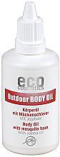 Düfte, Parfümerie und Kosmetik Körperöl mit Jojoba gegen Mücken - Eco Cosmetics Outdoor Body Oil