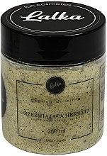 Düfte, Parfümerie und Kosmetik Zuckerpeeling für den Körper mit grünem Tee - Lalka