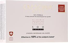Düfte, Parfümerie und Kosmetik Regenerierende Haarampullen für Frauen gegen Haarausfall - Crescina HFSC Re-Growth Anti-hair Loss 500