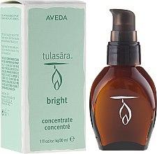 Düfte, Parfümerie und Kosmetik Gesichtskonzentrat für einen ebenmäßigen Teint - Aveda Tulasara Bright Concentrate