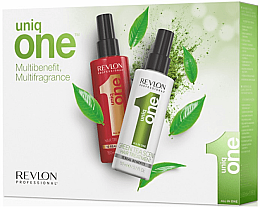 Düfte, Parfümerie und Kosmetik Haarpflegeset - Revlon Professional Uniq One (Haarpflege-Spray 2x150ml)