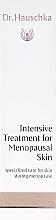 Düfte, Parfümerie und Kosmetik Harmonisierende Gesichtskur für die Haut in den Wechseljahren - Dr. Hauschka Intensive Treatment for Menopausal Skin