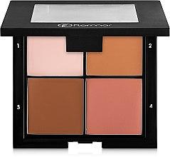 Highlighter Gesichtspalette - Flormar Contour Palette — Bild N2