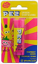 Düfte, Parfümerie und Kosmetik Lippenbalsam Himbeere und Zitrone - PEZ Raspberry Lemon Lip Balm