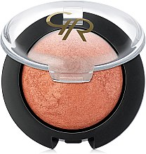 Düfte, Parfümerie und Kosmetik Gesichtsrouge - Golden Rose Terracotta Blush On