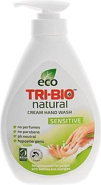 Natürliche Flüssigseife - Tri-Bio Cream Wash Sensitive — Bild N1
