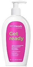 Düfte, Parfümerie und Kosmetik Beruhigendes Gel für die Intimhygiene - AA Cosmetics Fit.Friends Intimate Gel