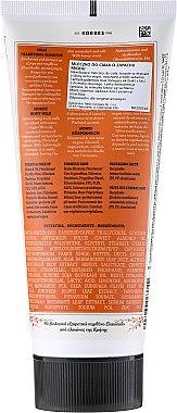 Körpermilch mit Honigextrakt - Korres Pure Greek Olive Honey Body Milk — Bild N2