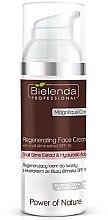Düfte, Parfümerie und Kosmetik Regenerierende Gesichtscreme mit Schneckenextrakt SPF 15 - Bielenda Professional Power Of Nature Rebuilding Repair Face Cream