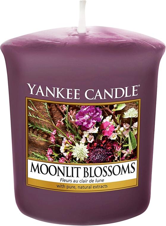Votivkerze Moonlit Blossoms - Yankee Candle Moonlit Blossoms Sampler Votive