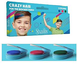 Düfte, Parfümerie und Kosmetik Kinderhaar-Pastellstifte für Jungen - Snails Mini Bebe