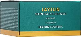Hydrogel-Augenpatches mit grünem Tee - Jayjun Green Tea Eye Gel Patch — Bild N2