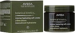 Düfte, Parfümerie und Kosmetik Intensiv feuchtigkeitsspendende leichte Gesichtscreme - Aveda Botanical Kinetics Intense Hydrating Soft Creme